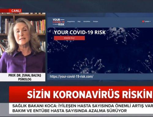 Sizin Covid-19 Riskiniz Nedir Platformu